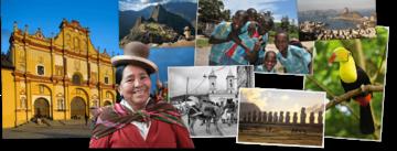 Südamerika kennenlernen